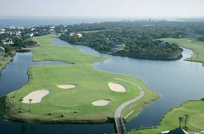 Golf course: Bald Head Island, Bald Head Island